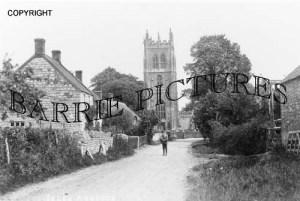 Isle Abbotts, The Church c1900