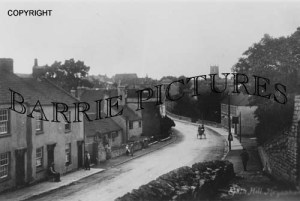 Keynsham, Bath Hill c1910
