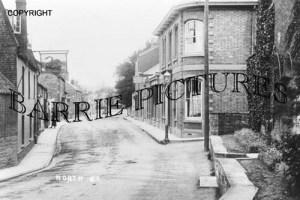Langport, North Street c1910