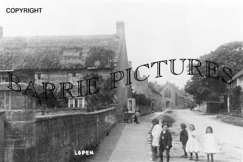 Lopen, Village c1910