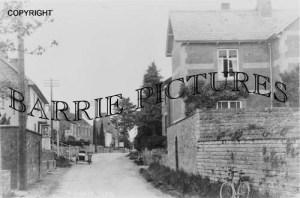 Lyng, Village c1910
