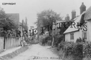 Marston Magna, Village c1900