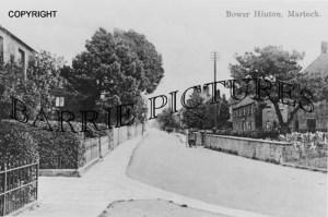 Martock, Bower Hinton c1910