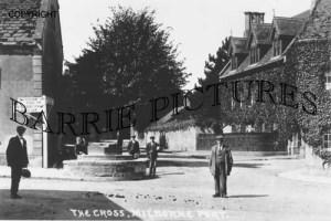 Milborne Port, The Cross c1910