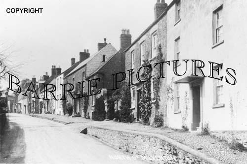 Milverton, North Street c1910