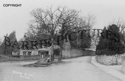 Newton St Loe, Village c1910