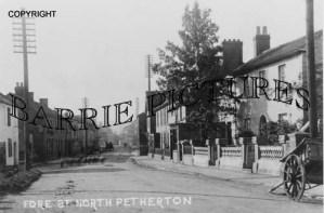North Petherton, Fore Street c1900