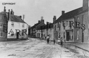 North Petherton, Cornhill c1910
