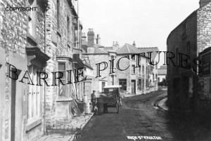 Paulton, High Street c1910