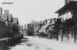 Sampford Brett, Village c1910