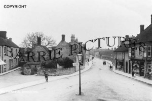 Somerton, The Triangle c1910