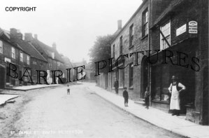 South Petherton, St James Street c1900