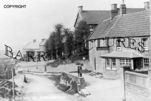 Stoke Under Ham, Ham Hill Road c1910