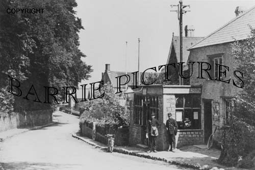 Stratton on the Foss, Post Office c1910
