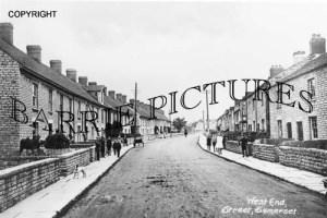 Street, West End c1930