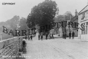 Timsbury, South Road c1910