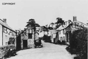 Wadeford, Village c1920
