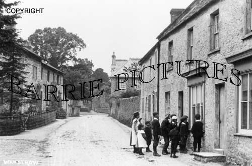 Wanstrow, Village c1900