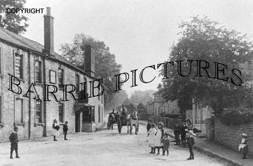 Chewton Mendip, Village c1900