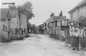 Westhay, Village c1900