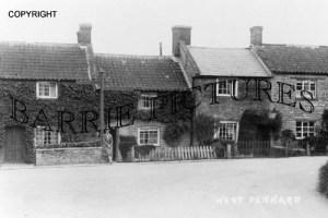 West Pennard, Village c1920