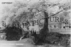 Winsford, The Bridge c1910