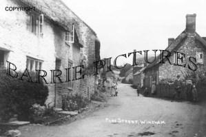 Winsham, Fore Street c1910