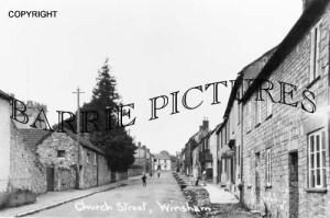 Winsham, Church Street c1920