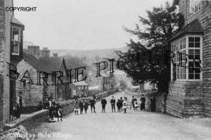Wookey Hole, Village c1910