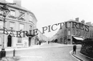 Yeovil, Wynchham Street c1900