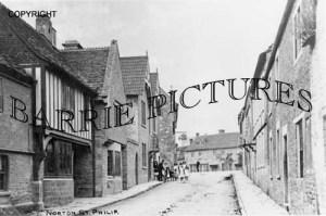 Norton St Philip, c1910