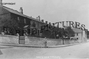 Timsbury, South View c1920