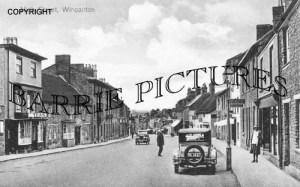 Wincanton, High Street c1940