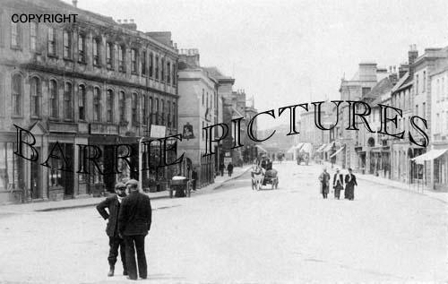 Warminster, High Street c1905