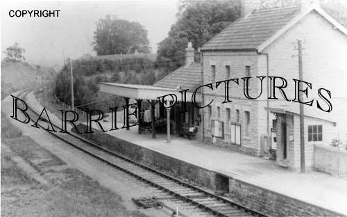 Cossington, Station c1930