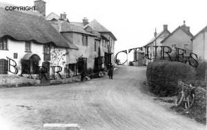 Wheddon Cross, c1930