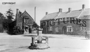 Montacute, The Post Office 1954