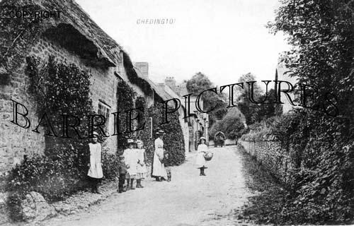 Cheddington, Village 1904