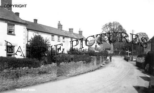 Washford, Village 1926