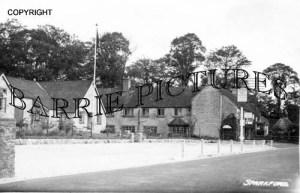 Sparkford, Hotel c1955