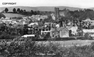 Stogumber, Village c1930