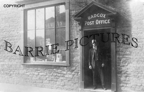 Badcox, Post Office c1890