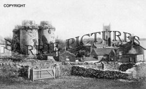 Nunney, Castle c1930