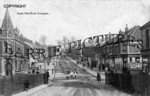 Brislington, Sandy Park Road c1890