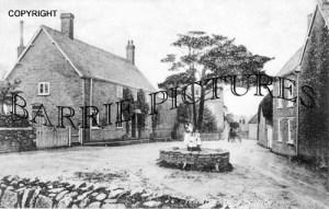 Templecombe, Yew Tree 1909