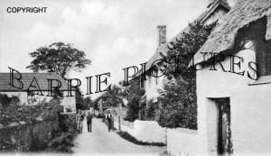 Bossington, Village c1930