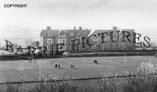 Bruton, Sunnyhill School c1950