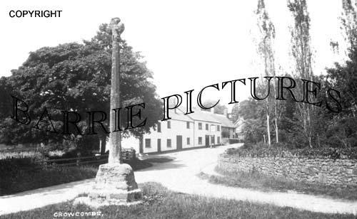 Crowcombe, Cross c1940