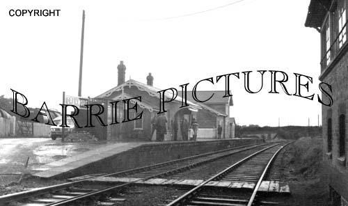 Cranmore, Station c1950