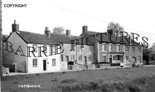 Combwich, Village c1960